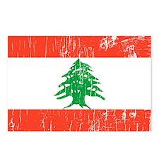 Vintage Lebanon Postcards (Package of 8)