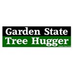 Garden State Tree Hugger Sticker