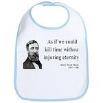 Henry David Thoreau 17 Bib