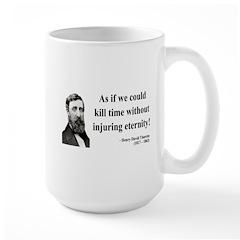 Henry David Thoreau 17 Mug