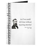 Henry David Thoreau 17 Journal