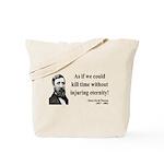 Henry David Thoreau 17 Tote Bag