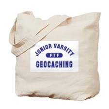 """Junior Varsity Geocaching"" Tote Bag"