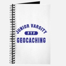 """Junior Varsity Geocaching"" Journal"