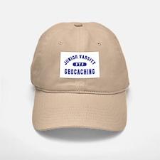 """Junior Varsity Geocaching"" Baseball Baseball Cap"