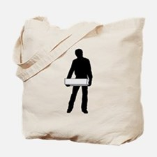 Warehouse Worker Tote Bag