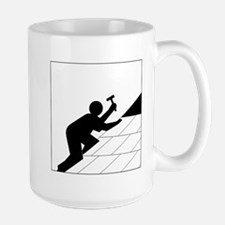 Roofer Mugs