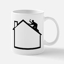Roofer Mugs