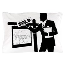 Real Estate Agent Pillow Case