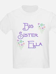 Big Sister Ella T-Shirt