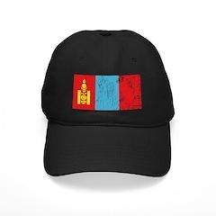 Vintage Mongolia Baseball Hat