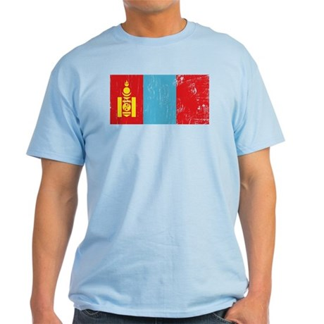 Vintage Mongolia Light T-Shirt