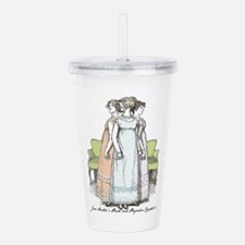 The Bennet Sisters - Acrylic Double-Wall Tumbler