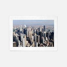 New York City Pro Photo 5'x7'Area Rug