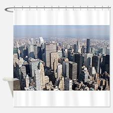 New York City Pro Photo Shower Curtain