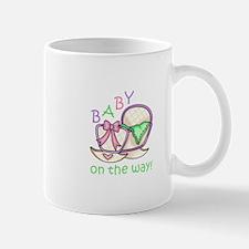 Baby On The Way! Mugs