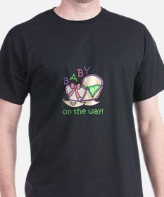 Baby On The Way! T-Shirt
