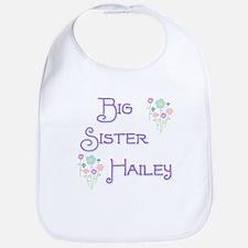 Big Sister Hailey Bib