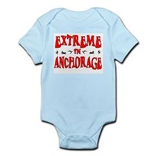 Extreme Anchorage Infant Bodysuit