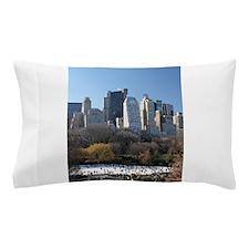 New York City Xmas Pro Photo Pillow Case
