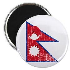 Vintage Nepal Magnet