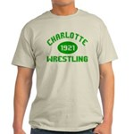 Charlotte Wrestling Light T-Shirt
