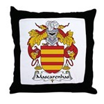 Mascarenhas Throw Pillow
