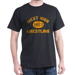 West High Wrestling Dark T-Shirt