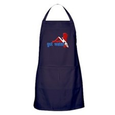 Got Water.png Apron (dark)