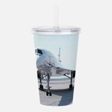 Super! Supersonic Conc Acrylic Double-wall Tumbler