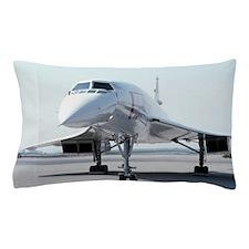 Super! Supersonic Concorde Pillow Case
