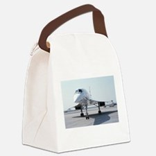 Super! Supersonic Concorde Canvas Lunch Bag