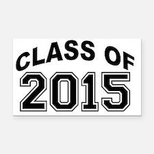 Cute Class 2015 Rectangle Car Magnet