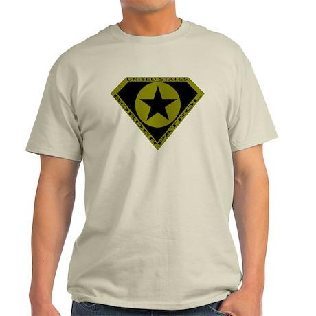 BORDER PATROL SHIRT SUPER BOR Light T-Shirt