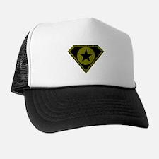 BORDER PATROL SHIRT SUPER BOR Trucker Hat