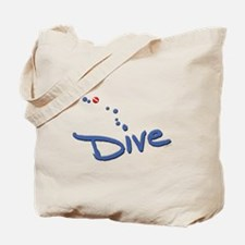 Dive Tote Bag