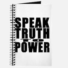 Speak Truth to Power Journal