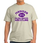 Madison Wilson Parkers Wrestling Light T-Shirt