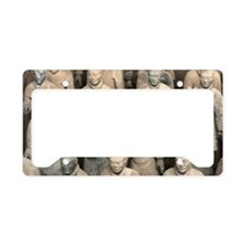 Terracotta Army, China. License Plate Holder