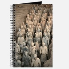 Terracotta Army, China. Journal
