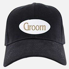 Groom Baseball Hat