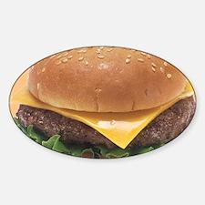 Burger Decal