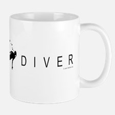 Scuba Diver: Band 2 Mug