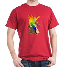 """Rainbow Virgo"" T-Shirt"