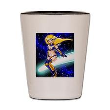 Kitsune Shot Glass