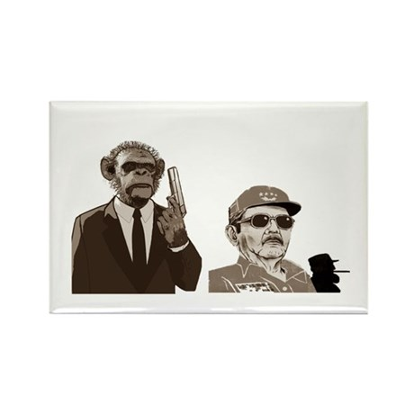 The Castros Rectangle Magnet (100 pack)
