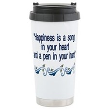 Cute Musical performance Travel Mug