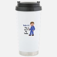 STAY OUT OF MY TOOLBOX Travel Mug