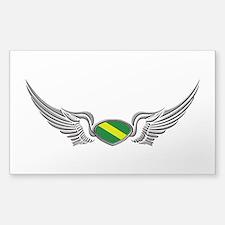 Nitrox Wings Decal