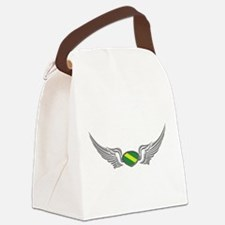 Nitrox Wings Canvas Lunch Bag
